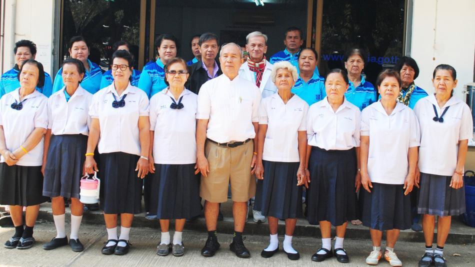 นักเรียนผู้สูงอายุ