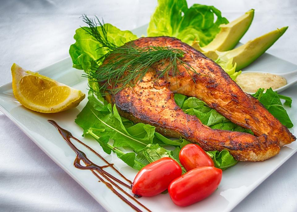 fish food for oldie