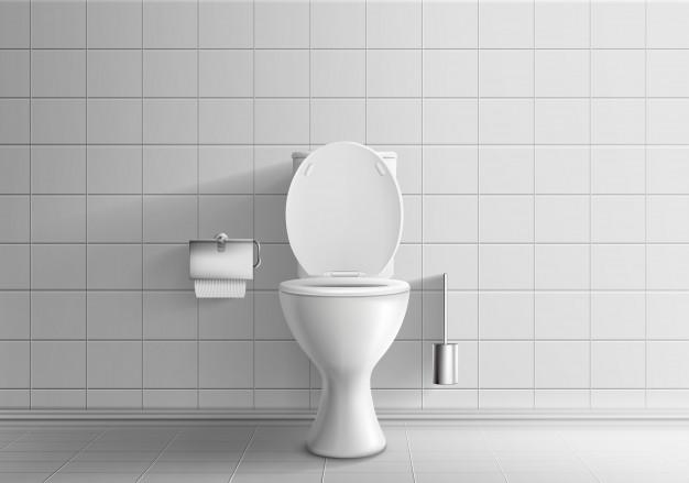 eldery go toilet