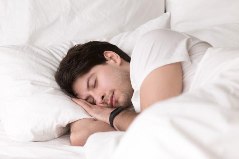 good-sleeping-man