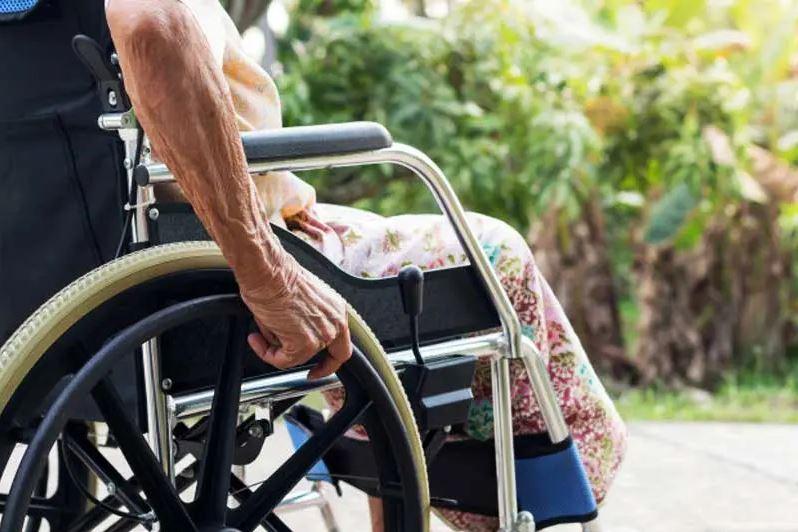 elderly-wheel-chair 2