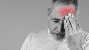 Headache-elderly