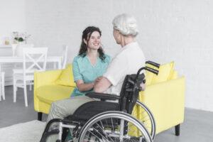 elderly-wheel-chair